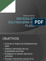 sulfadiazina Ag