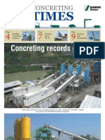 Concreting Times Newsletter Issue 1