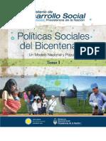 Politicas Sociales Del rio - Alicia Kirchner