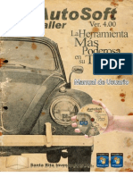 Manual de Usuarios AutoSoft Taller 4.00