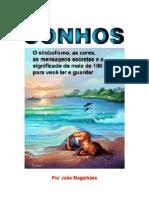 2985924 Livro Dos Sonhos Joao Magalhaes