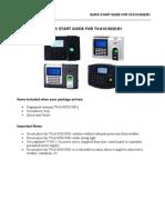 251ELX T4 A10 X628 B1 Quick Start Guide
