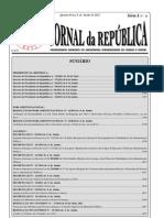 PARLAMENTO NACIONAL Dom Duarte de Braganca