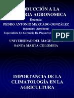3. Import an CIA Del Clima en La Agricultura
