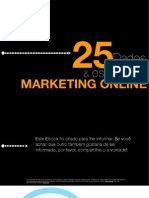 25 Dados & Estatísticas do Marketing Online