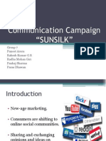 Communication Campaign