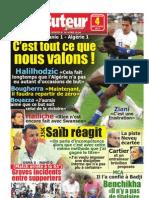 LE BUTEUR PDF du 04/09/2011