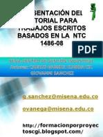 Norma Tecnica Icontec 1486 Cgi 2011-05