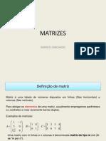 Estudo Das Matrizes