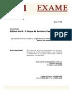 Case Editora Abril - O Grupo de Revistas Casa e Família