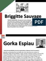 Talks TedxBilbao 2011