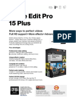 tutorial Magix Movie Edit Pro 15 Plus Us