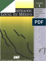 La Admin is Trac Ion Local en Mexico Tomo II