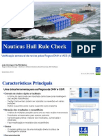 Apresentaçao Nauticus Hull Rule Check