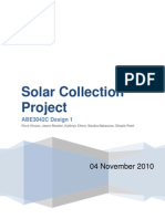 Design Project 3 Report
