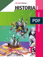 Historia_I_Vol._I