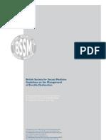 BSSM ED Management Guidelines 2007-1