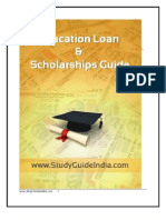 Education Loan Scholarship Guide