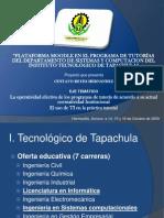 Ponencia IT Tapachula ma Moodle