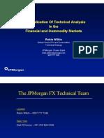 Jp Morgan Technical Analysis