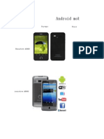 Android Models Price Lists 6