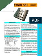 OS1 Out Station Instructionsv2-0