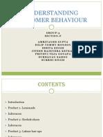 Marketing_Understanding Consumer Behaviour