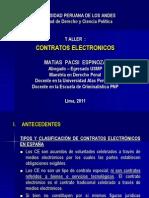 Expo - Conratos Electronicos
