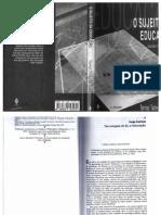 O Sujeito da Educação.Cap.3(Larrosa)