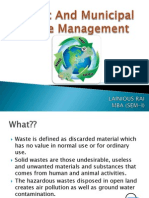 31Lanious-Plastic and Municipal Waste Management