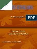 Dermatosis Eritroskuamosa