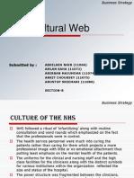 The Cultural Web