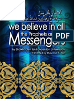 Faith in Messengers by Saleh Ibn Fawzan