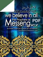 Faith in Messengers by Saleh Ibn Fawzan