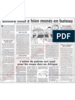 Le Canard enchainé - 2007.05.16 - Bolloré, le yachman favori de Sarkozy, attend beaucoup de l'Etat (et donc de son ami Sarkozy)