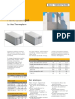 Thermopierre Fiche Blocs Isolants