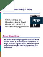 Mostafa El Zeiny