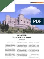 Belmonte, El Castillo Real Sin Rey