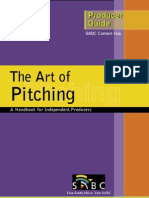 Art of Pitching