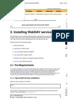 Apache Based WebDAV With LDAP and SSL HOWTO3