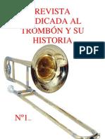 REVISTA DEDICADA AL TROMBÓN Y SU HISTORIA Nº1