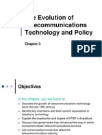 Chapter 3 Evolution of Telecommunication
