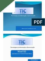 Desconstrucção referencial TIC