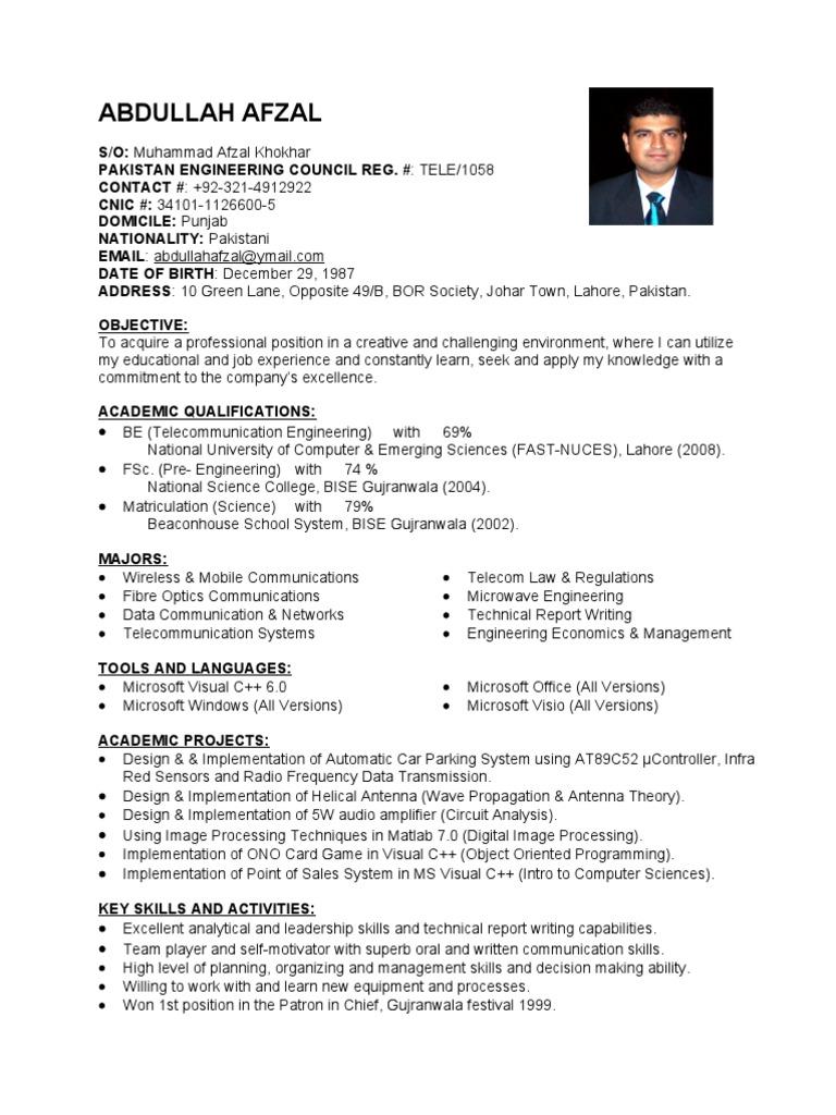 telecom pre sales resume dental 28 images