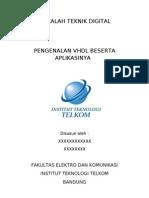 Makalah VHDL