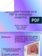 Hipertension Pulmonar lga