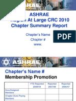 CRC2010 Presentation Sample