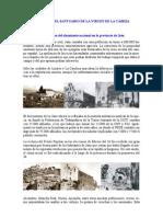 Guerra Civil Española - Asedio del santuario de la Virgen de la Cabeza