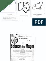 [Papus] La Science Des Mages, Version Originale