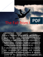 The Fall From Glory